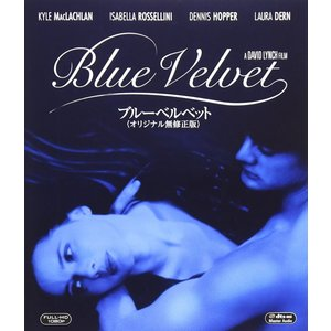 ◆◆洋画/ブルーベルベット<Blu-ray>20140802|wondergoo