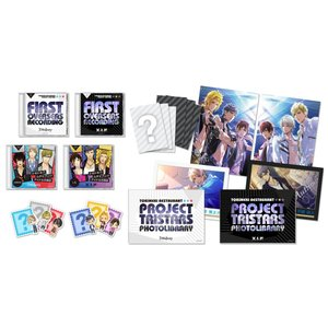 ☆ときめきレストラン☆☆☆ Project TRISTARS 5周年記念BOX<Vita>20180222|wondergoo