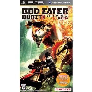 【中古】【PSP 外パッケージ不良】GOD EATER BURST 通常版【4582224497584】【アクション】|wondergoo