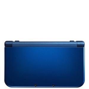 【中古】【本体 箱説なし キズあり】New ニンテンドー nintendo 3DS LL メタリックブルー【4902370522174】|wondergoo