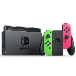 【中古】【本体箱有り、ソフトなし】ニンテンドー スイッチ Nintendo Switch スプラトゥーン2セット【4902370537338】|wondergoo