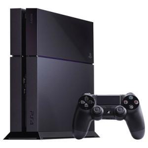 【中古】【本体 付属品欠品あり】プレイステーション4 PlayStation4 ジェット・ブラック (CUH-1100AB01)【4948872413848】|wondergoo