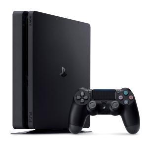 【中古】【本体 箱有り、付属品欠品あり】プレイステーション4 PlayStation4 ジェット・ブラック 1TB CUH-2000BB01【4948872414258】|wondergoo
