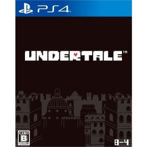 UNDERTALE/アンダーテイル<PS4>20180524|wondergoo