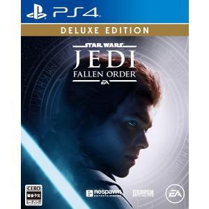 Star Wars ジェダイ:フォールン・オーダー デラックス エディション<PS4>20191115|wondergoo