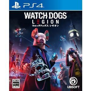 ウォッチドッグス レギオン<PS4>20201029