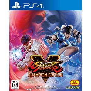【先着特典付】STREET FIGHTER V CHAMPION EDITION<PS4>[Z-89...