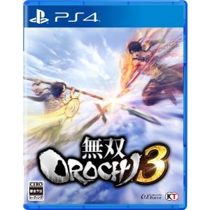 無双OROCHI3 通常版<PS4>20180927 wondergoo