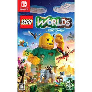 【中古】【Switch】LEGOワールド目指せマスタービルダー【4548967347043】【アクション】|wondergoo