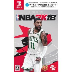 【中古】【Switch】NBA 2K18【4571304478001】【スポーツ】|wondergoo