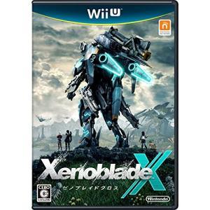 【中古】【WiiU】XenobladeX(ゼノブレイドクロス)【4902370528596】【ロールプレイング】|wondergoo