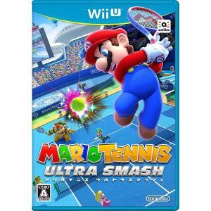 【中古】【WiiU】マリオテニス ウルトラスマッシュ【4902370531992】【マリオ】|wondergoo
