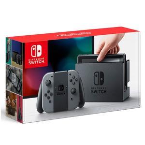 【中古】【本体箱有り】ニンテンドー スイッチ Nintendo Switch Joy−Con L/Rグレー【4902370535709】|wondergoo