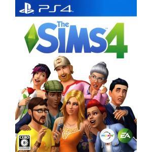 【中古】【PS4】The Sims 4(ザシムズ)【4938833022769】【シミュレーション】|wondergoo