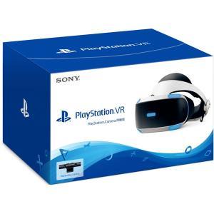 【中古】【部品 箱説有り】PlayStation VR カメラ同梱版(CUHJ−16003)【4948872015301】|wondergoo