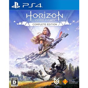 【中古】【PS4】Horizon Zero Dawn コンプリートエディション(ホライゾン ゼロ・ドーン)【4948872015448】【アクション】|wondergoo