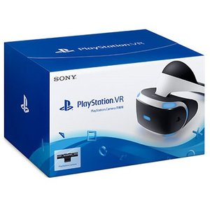 【中古】【部品 箱説有り】PlayStation VR カメラ同梱版(CUHJ-16001)【4948872447515】|wondergoo