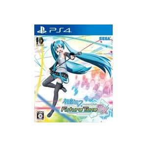 【中古】【PS4】初音ミク Project DIVA Future Tone DX 通常版【4974365823412】【リズム】|wondergoo