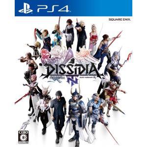 【中古】【PS4】ディシディア ファイナルファンタジー NT【4988601010009】【アクション】|wondergoo