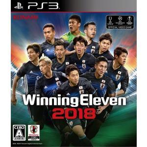 【中古】【PS3】ウイニングイレブン 2018【4988602170061】【スポーツ】|wondergoo