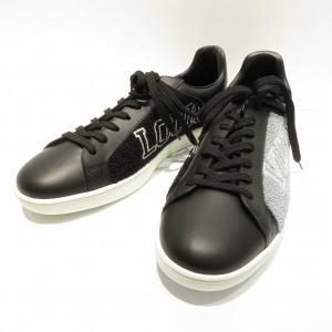 ルイヴィトン Louis Vuitton ルクセンブルグ ライン 1A4N6B スニーカー 靴 メンズ 未使用品 小物 【中古】【あすつく】|wonderprice