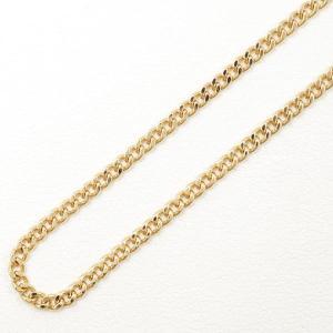 ネックレス K18 18金 YG イエローゴールド 約60cm 喜平 キヘイ 2面 総重量約9.9g wonderprice