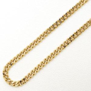 ネックレス K18 18金 YG イエローゴールド 約40cm 喜平 キヘイ 2面 総重量約10g wonderprice