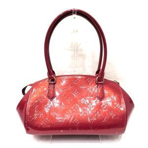 ルイヴィトン Louis Vuitton ヴェルニ シャーウッドPM ポムダムール M91494 ショルダーバッグ 【中古】【あすつく】|wonderprice