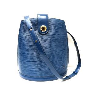 ルイヴィトン Louis Vuitton エピ クリュニー M52255 トレドブルー ショルダーバッグ 【中古】【あすつく】|wonderprice