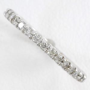 リング K18 18金 WG ホワイトゴールド 指輪 5号 ダイヤ 0.30 総重量約1.6g|wonderprice
