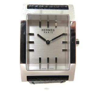 エルメス Hermes タンデム TA1.710 クォーツ 時計 腕時計 メンズ 【中古】【あすつく】|wonderprice