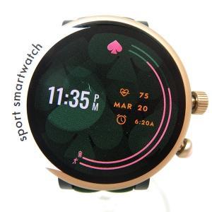 ケイトスペード タッチスクリーン スマートウォッチ KST2016 時計 腕時計 レディース 未使用品 【中古】【あすつく】|wonderprice