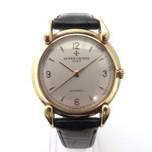 ヴァシュロンコンスタンタン ノスタルジー 自動巻 YG750 ゴールド 時計 腕時計 メンズ 【中古...
