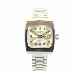 ラドー スターレット 自動巻 デイト SS 時計 腕時計 レディース 【中古】【あすつく】|wonderprice