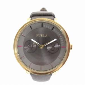 フルラ FURLA R4251102510 メトロポリス 時計 腕時計 レディース 【中古】【あすつ...