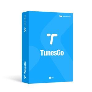 Tunes Go (Mac版) Wondershare 永久ライセンス 携帯バックアップソフト iOS9動作環境に対応 データバックアップ iPhone音楽をiTunesに転送|ワンダーシェアー