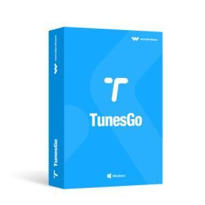 Tunes Go (Win版)Wondershare 携帯 バックアップソフト データ iOS 8動作環境に対応 iphone音楽をiTunesへ転送ソフト Windows10対応 ワンダーシェアー