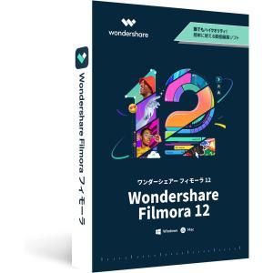 次世代動画編集ソフトWondershare Filmora9 (Win版)  永久ライセンス 動画 ビデオ 写真 編集 PIP機能 ソフト ワンダーシェアー