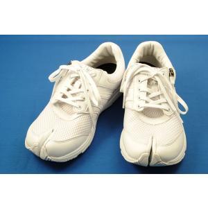 看護師の声から生まれた、あたらしい足袋型シューズ ラフィート ナース ホスピタルホワイト|wondershoes