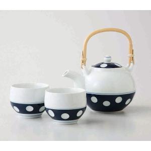 ◆サイズ 土瓶:φ11.5×11.5cm・575ml 仙茶:φ8×6cm・175ml ◆材質  有田...