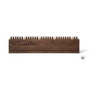 カレンダー 木製  カレンダー デスクタイプ  ドリーミィーパーソン 旭川クラフト wood-l