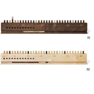 カレンダー 木製  カレンダー ウォールタイプ ヨコ  ドリーミィーパーソン 旭川クラフト wood-l
