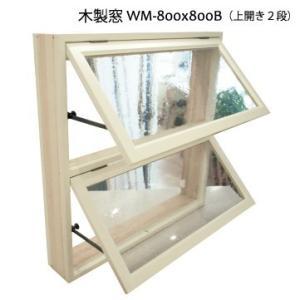 ロールスクリーン付き 開閉窓 800x800x厚み130mm 1台 クリーム色|wood-session