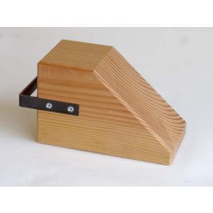9..車止め(車輪止め) 長さ90/200mm×厚み25/140mm×巾115mm |wood
