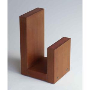 ブックエンド・エンド【日本製】|wood