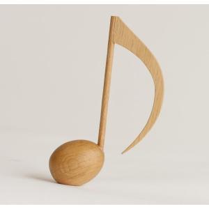 メロディウェイト 8分音符 ナラ【日本製】 |wood