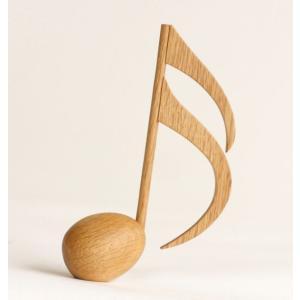 メロディウェイト 16分音符ナラ【日本製】 |wood