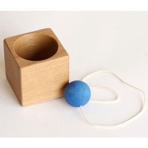 カップけん玉【日本製】|wood