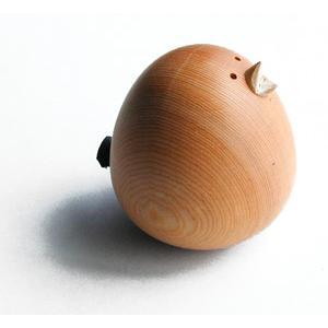 ミニ田舎のヒーロー ひよこ【日本製】 |wood