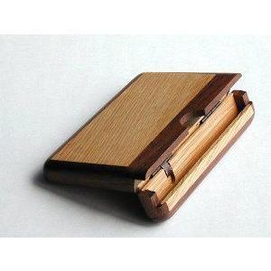 シンプルカードケース【日本製】 |wood